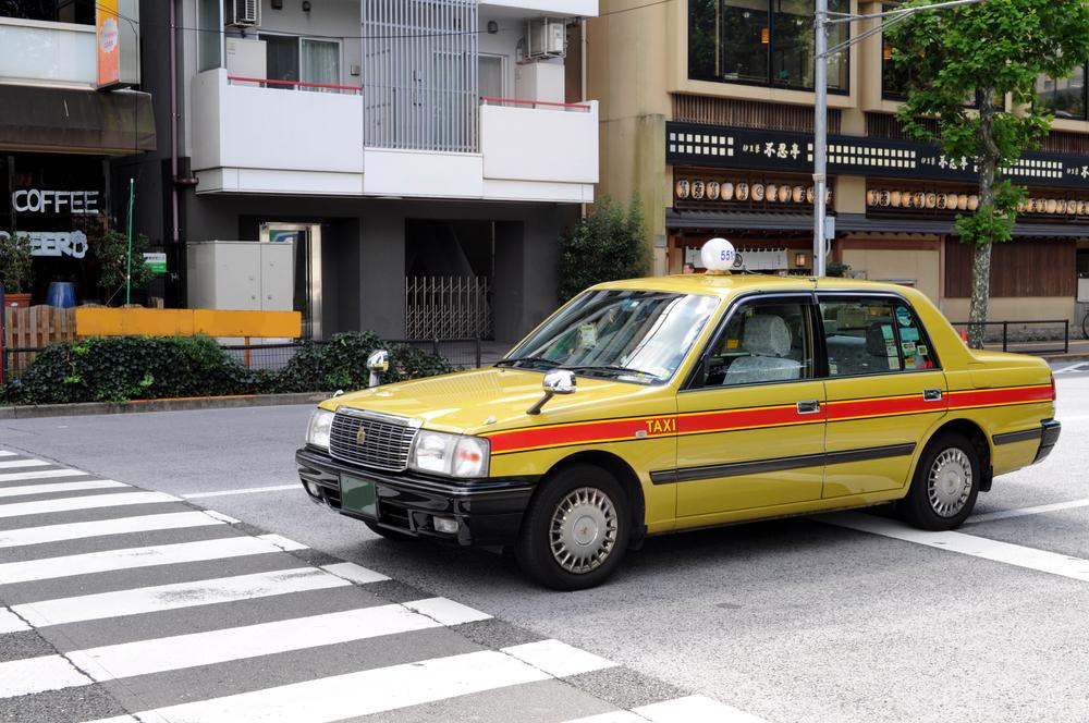 稲毛構内タクシーの車両は設備充実!ハイグレード車やハイヤー車両も